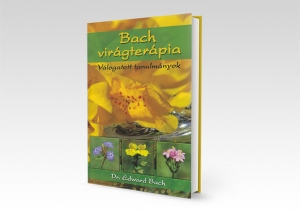 Bach virágterápia könyvek